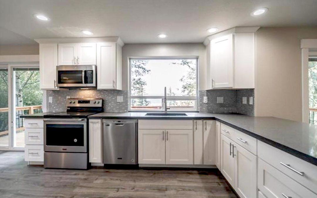 Corbett, Oregon Kitchen Design & Build (2018)