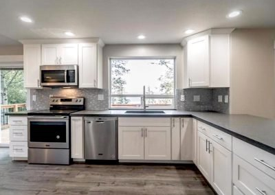 Corbett, Oregon Kitchen Design & Build (2018)