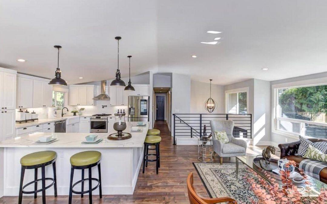 Portland, Oregon Kitchen Remodel