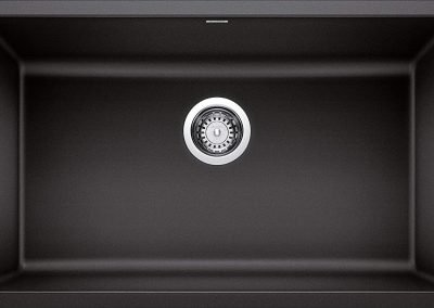 Blanco Precis Silgranit Sink - Anthracite